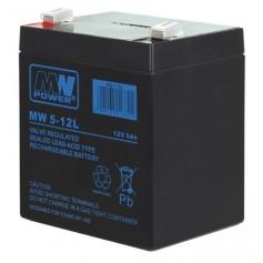 12V 5Ah AGM akumulator MW 5-12L