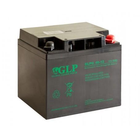 GLP 12V 40Ah GEL akumulator