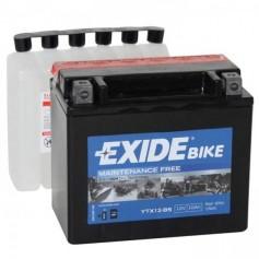 Exide YTX12-BS 12V 10Ah moto akumulator