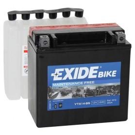 Exide YTX14-BS, 12V 12Ah moto akumulator