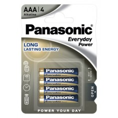 Panasonic Lr03 AAA 4-blister Everyday Power