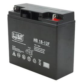 MB 18-12F 12V 18Ah AGM akumulator