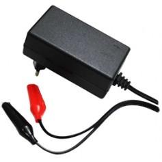 6V 2A polnilnik za svinčene akumulatorje