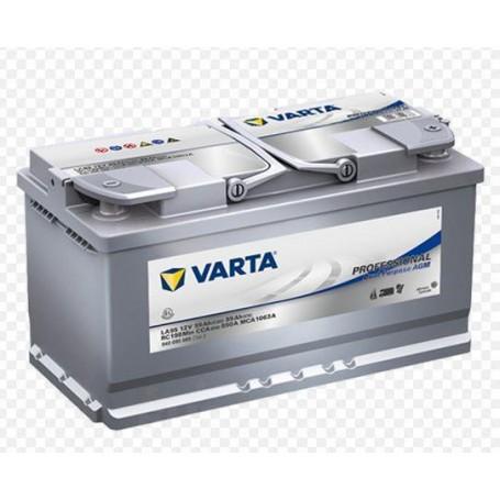 Varta 12V 95Ah D+ 850A MARIN