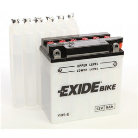 Exide YB9-B 12V 9Ah moto akumulator