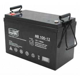 MB 100-12 12V 100Ah AGM akumulator