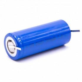 26650 3.2V LiFePo4 3000 mAh U-priključki