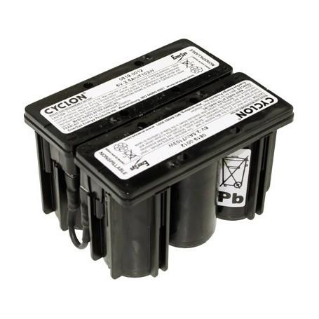 Enersys Cyclon 12V 2.5Ah svinčen akumulator 2X3