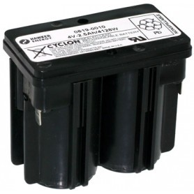 4V 2.5Ah svinčen akumulator Gates Cyclon