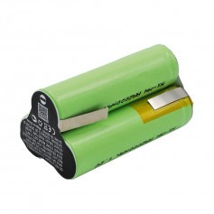 Baterija za Babybliss T24B, 2000 mAh