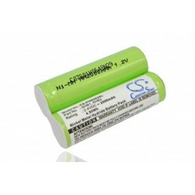 Baterija za Philips, Braun, Remington, 2.4V NiMh, 2000 mAh