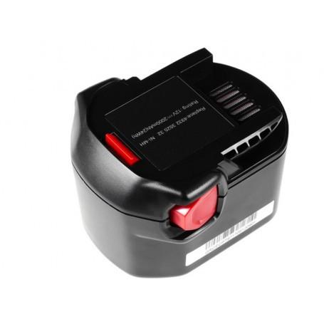 Baterija za AEG BS12G, 12V, NiMh, 2100 mAh