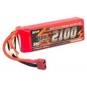 Xcell LiPo 11,1V / 2200mAh 3S1P, 25C