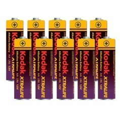 Kodak Xtralife AA 1.5V Lr06 industrial (10 kos) alkalne baterije