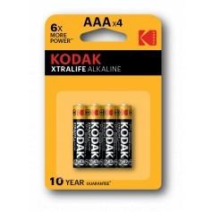 Kodak Xtralife AAA 1.5V Lr03 alkalne baterije