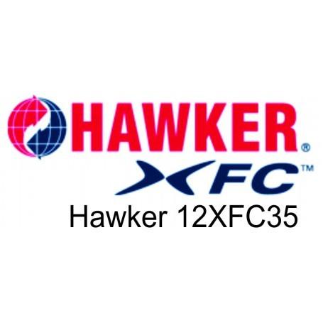 Hawker 12XFC35 Enersys GEL akumulator