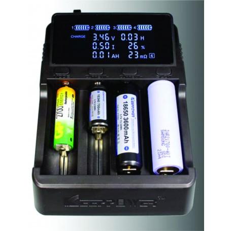 Keeppower L4 Li-Ion / NiMh polnilnik