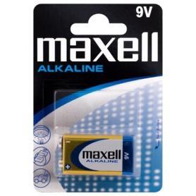 Maxell 9V 6LR61 alkalna baterija
