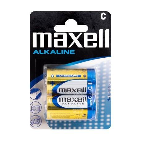 Maxcell LR14 1.5V C alkalne baterije