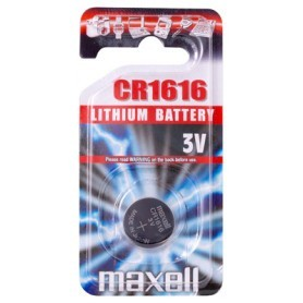 Maxcell CR1616 3V litijeva baterija