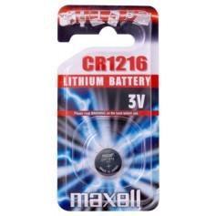 Maxell CR1216 3V litijeva baterija