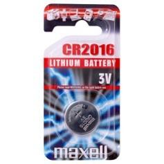 Maxell CR2016 3V litijeva baterija