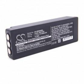 Scanreco Palfinger 590 7.2V baterija 3 KONTAKTI