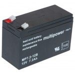 Multipower MP7,2-12B