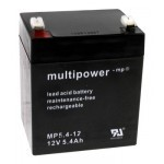 Multipower MP5,4-12