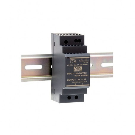 HDR-30-12 napajalnik za DIN letev