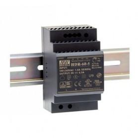 HDR-60-24 napajalnik za DIN letev