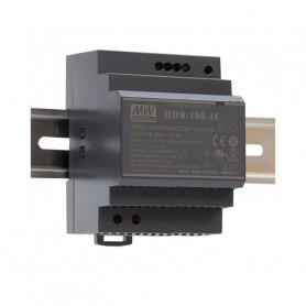 HDR-100-12 napajalnik za DIN letev