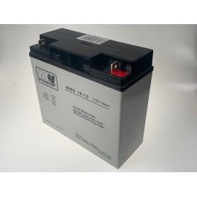12V 18Ah akumulator MWS 18-12F