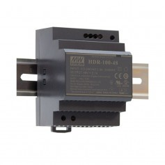 HDR-100-24 napajalnik za DIN letev