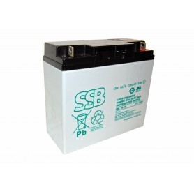 12V 18Ah AGM akumulator SBL 18-12