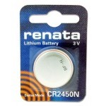 BAT RENATA CR2450N
