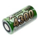 XCell Sub-C 1,2V / 4300mAh SC 430H