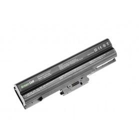 Baterija za Sony Vaio VGP-BPS13 VGP-BPS21 (črna) / 11,1V 6600mAh