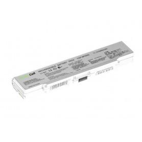 Baterija za Sony Vaio VGN-AR570 CTO VGN-AR670 CTO VGN-AR770 (srebrna) / 11,1V 4400mAh