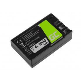 Baterija za kamero za Nikon D-SLR D40 D60 D3000 D5000 7.4V