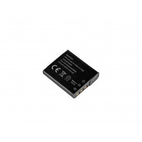 Baterija za kamero za Sony DSC H10 H20 H50 HX5 HX10 T50 W50 W70 3.7V