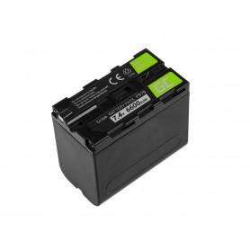 Baterija za kamero za SONY NP-F330 NP-F530