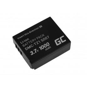 Baterija za kamero za Panasonic Lumix DMC-TZ1 DMC-TZ2 DMC-TZ4