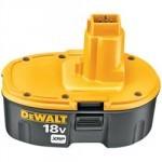 Baterija za Black & Decker ali Dewalt 18V Ni-Cd 2.0Ah
