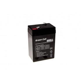 AGM akumulator 6V 5Ah