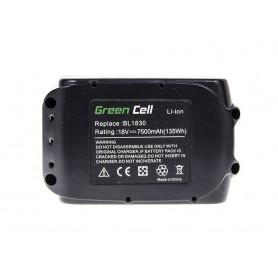 Baterija BL1830 BL1860 za Makita 7500mAh