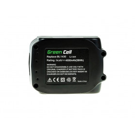 Power Tools Baterija BL1415 BL1430 BL1440 za Makita 14.4V 4000mAh