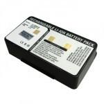 Baterija za Garmin GPSMAP 276 296 396 496 2200mAh
