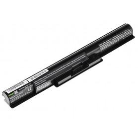 Baterija za Sony Vaio SVF14 SVF15 Fit 14E 15E / 14,4V 2600mAh