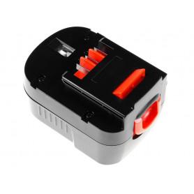 Baterija za Black&Decker A12 A1712 HPB12 12V 3Ah